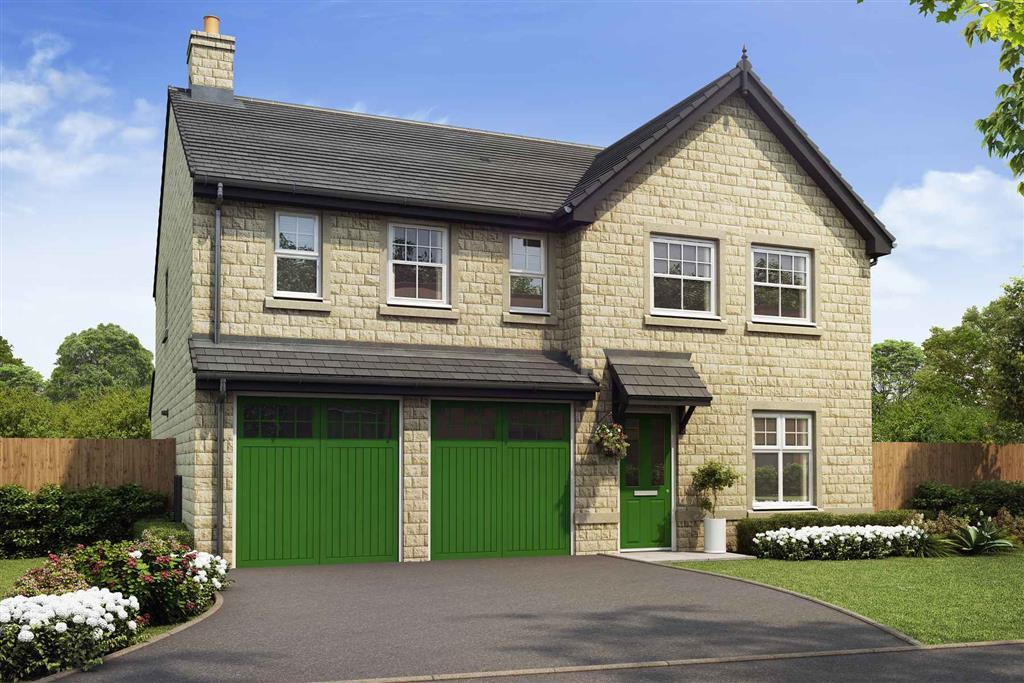 Artist impression of The Lavenham (Stone) at Tootle Green
