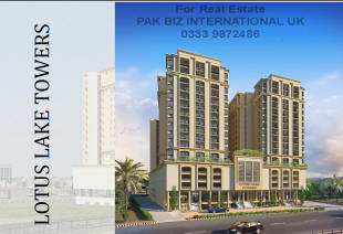 Islamabad new Flat for sale