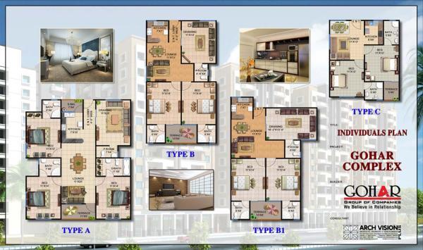 floor plan individua