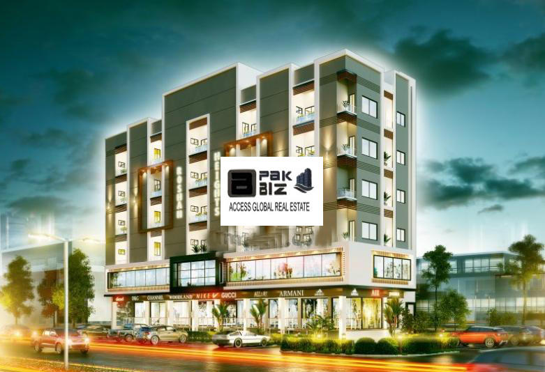 1 bed new Flat for sale in Islamabad...