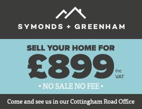 Get brand editions for Symonds & Greenham, Hull