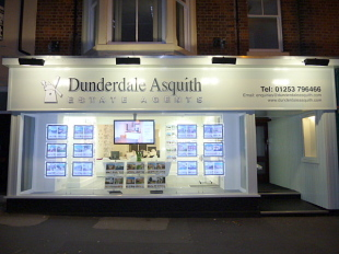 Dunderdale Asquith Estate Agents, Lythambranch details
