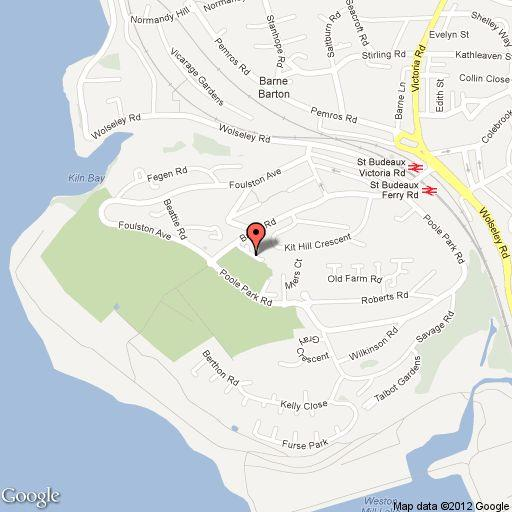 Map-3-bed-flat-BarneClose-Plymouth