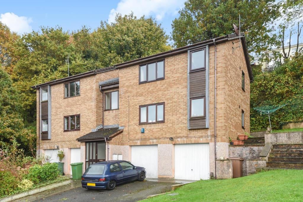 Exterior-1bedflat-BroomPark-Plymouth
