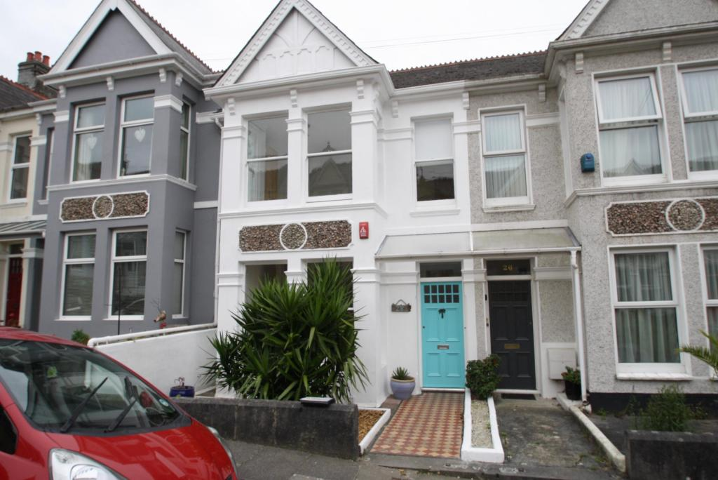 Exterior-3-bed-house-EndsleighParkRoad-Plymouth