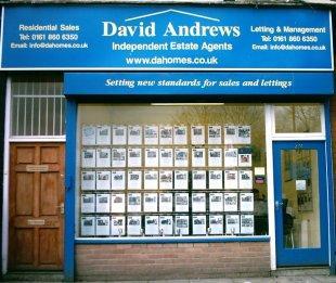 David Andrews Homes Ltd, Manchesterbranch details