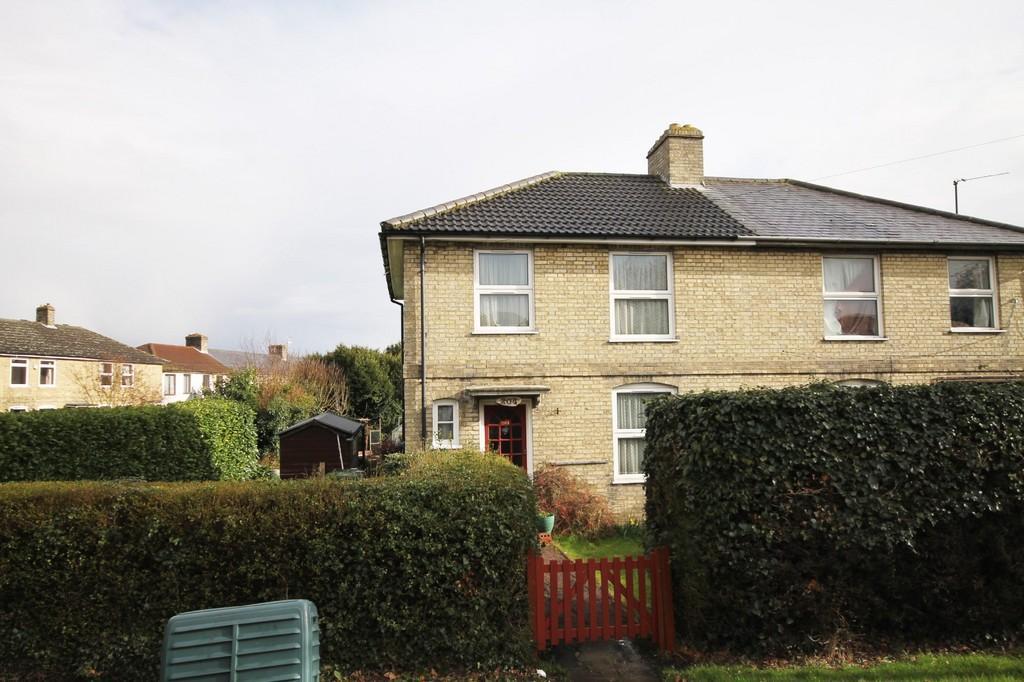 3 Bedroom Semi Detached House For Sale In Milton Road Cambridge Cb4 Cb4