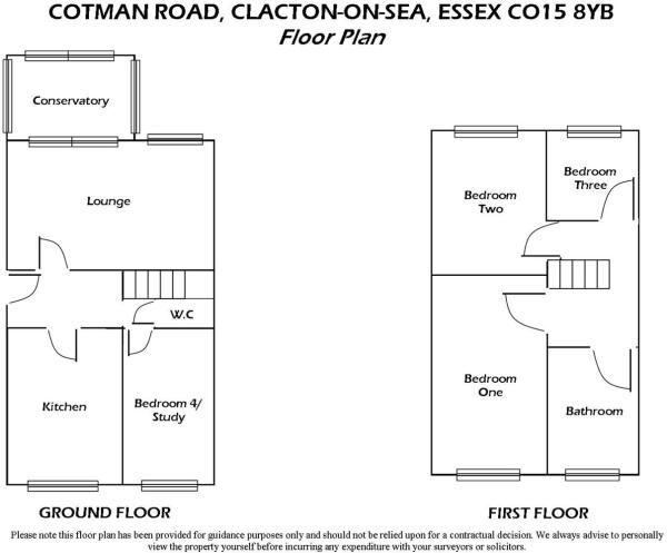 Floor Plan Cotman -