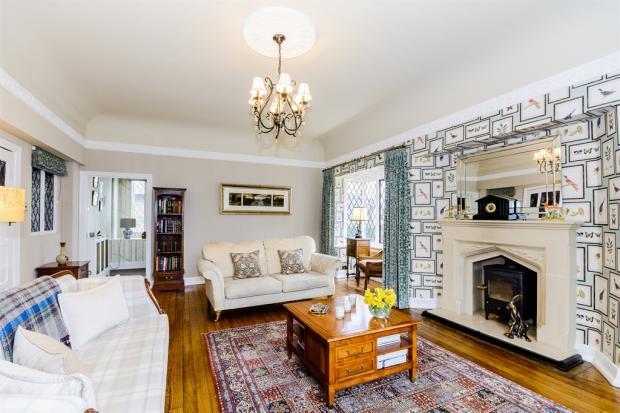 5 Bedroom Detached House For Sale In Sandygate Grange