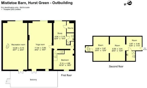 Outbuilding 1st