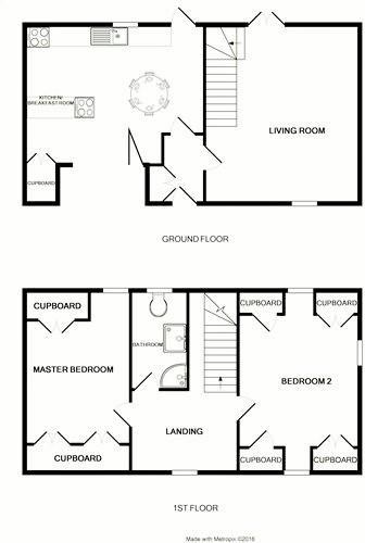Floorplan CoachHouse