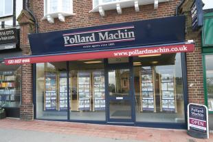 Pollard Machin, Sandersteadbranch details
