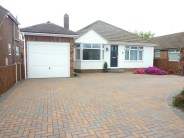 Detached Bungalow for sale in Eric Road, Fareham