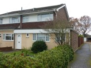 End of Terrace property for sale in Elsfred Road, Fareham