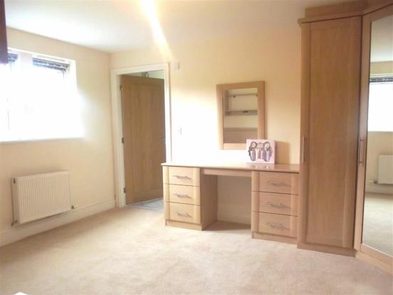 Second View Bedroom