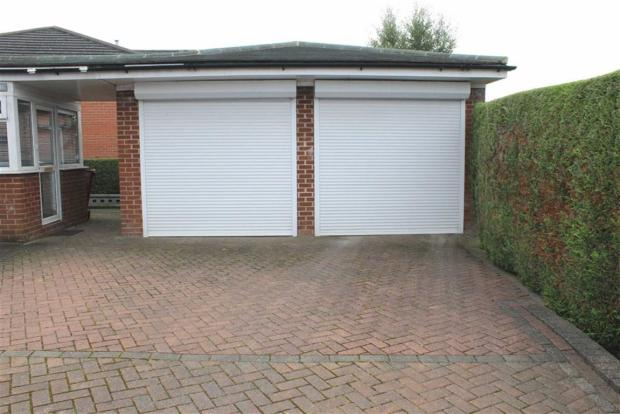 Two Single Garages