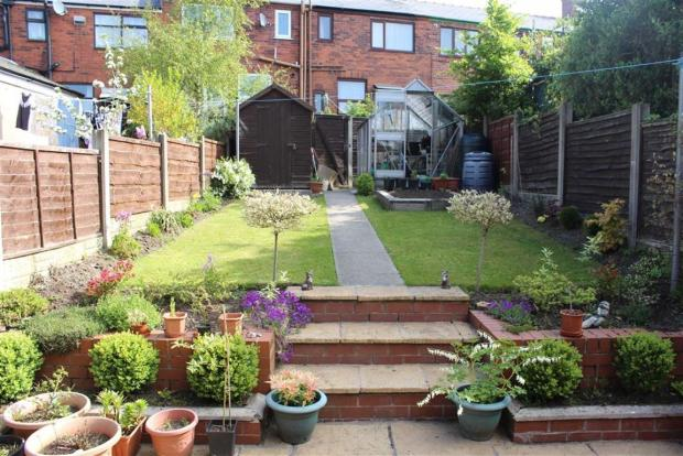 2nd View of Garden