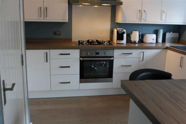 Second view of kitch
