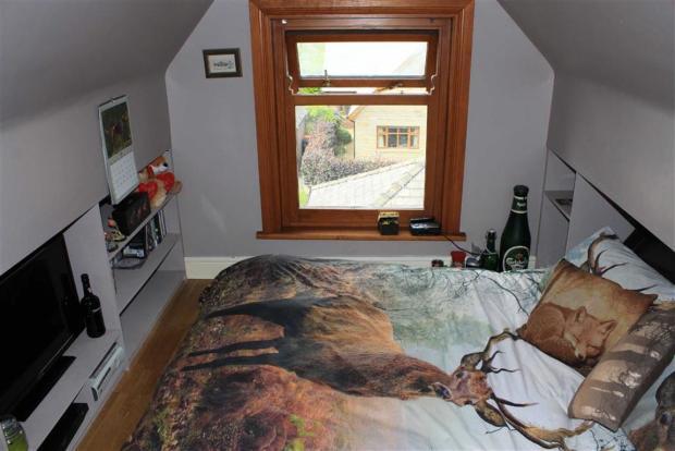 Bedroom 4 & Dressing