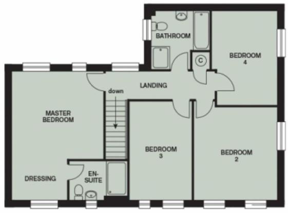 First Floor - Floor