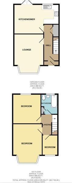 floorplan 3 penhurst