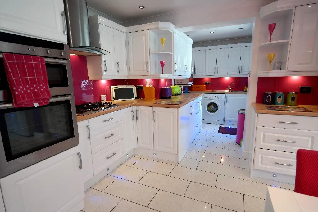 Kitchen/Utility Area