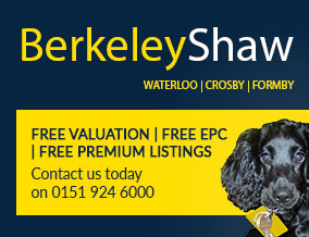 Get brand editions for Berkeley Shaw Estate Agents, Crosby