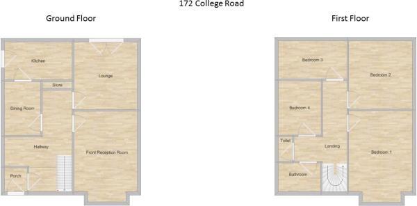 172 College Road - F