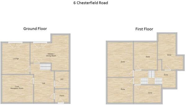 6 Chesterfield Road.