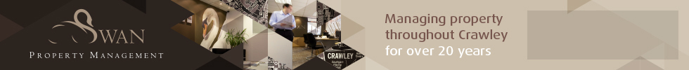 Get brand editions for Swan Property Management, Crawley