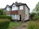 Southlands Avenue semi detached property to rent