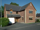 4 bed Detached house in 9 Church Land, Llanyre...