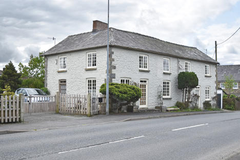 Mid Wales House