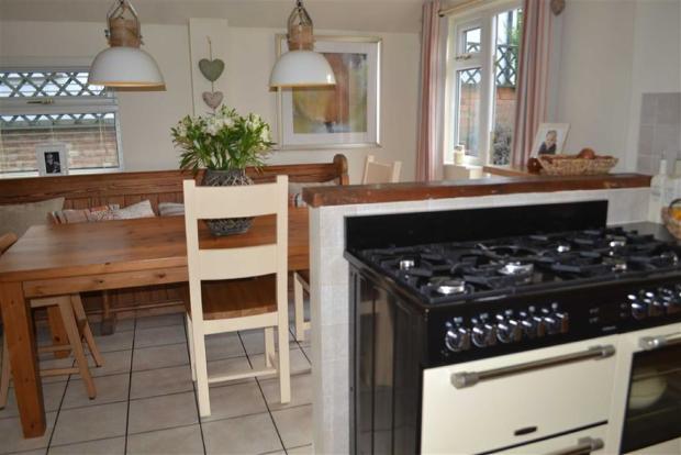 Kitchen- Diner