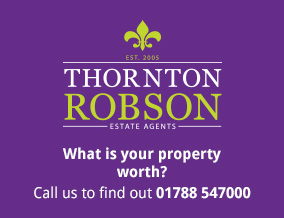 Get brand editions for Thornton Robson, Rugby