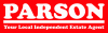 Parson Estate Agents, Diss logo