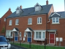 Town House to rent in Rooks Way, Tiverton, EX16
