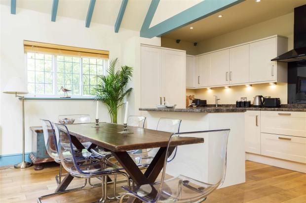 Barn kitchen/Diner