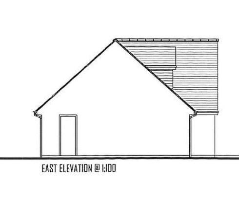 East Elevation