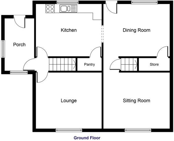 1.1 Ground Floor