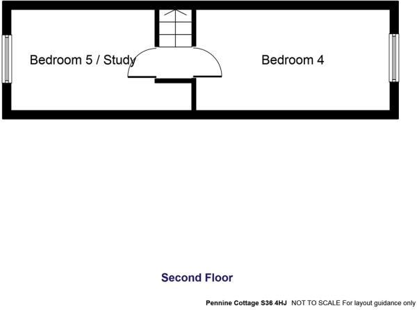 1.3 Second Floor