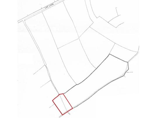 Land at Pond Lane (OS Plan)