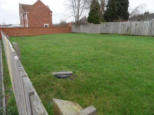 Site of plot 2