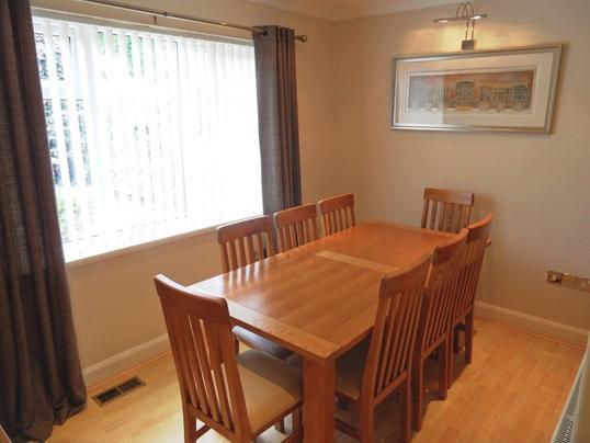 Dining room - bedroom
