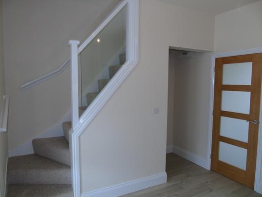 Kitchen- stairs