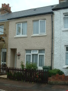 Burrow Road Terraced house to rent