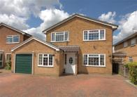 Detached home for sale in Henham Gardens...