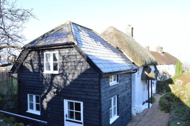 Side of Cottage