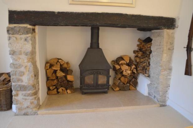 Woodburning st...