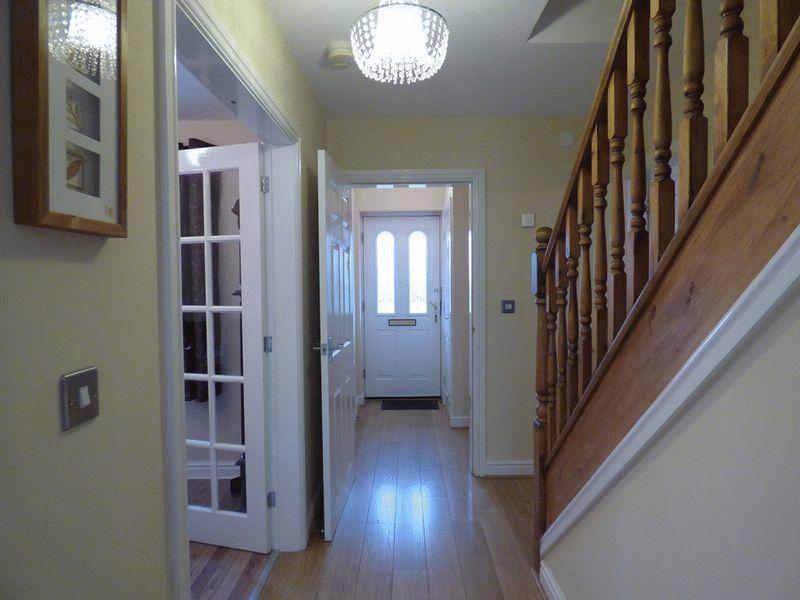 Generous Hallway